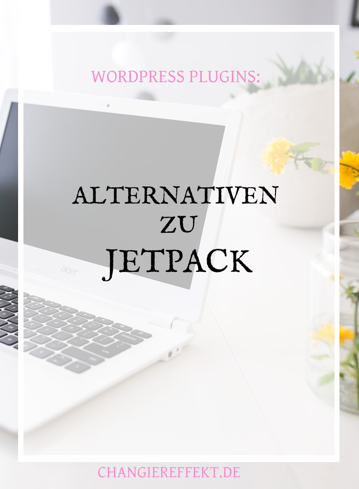 Jetpack Alternativen für WordPress